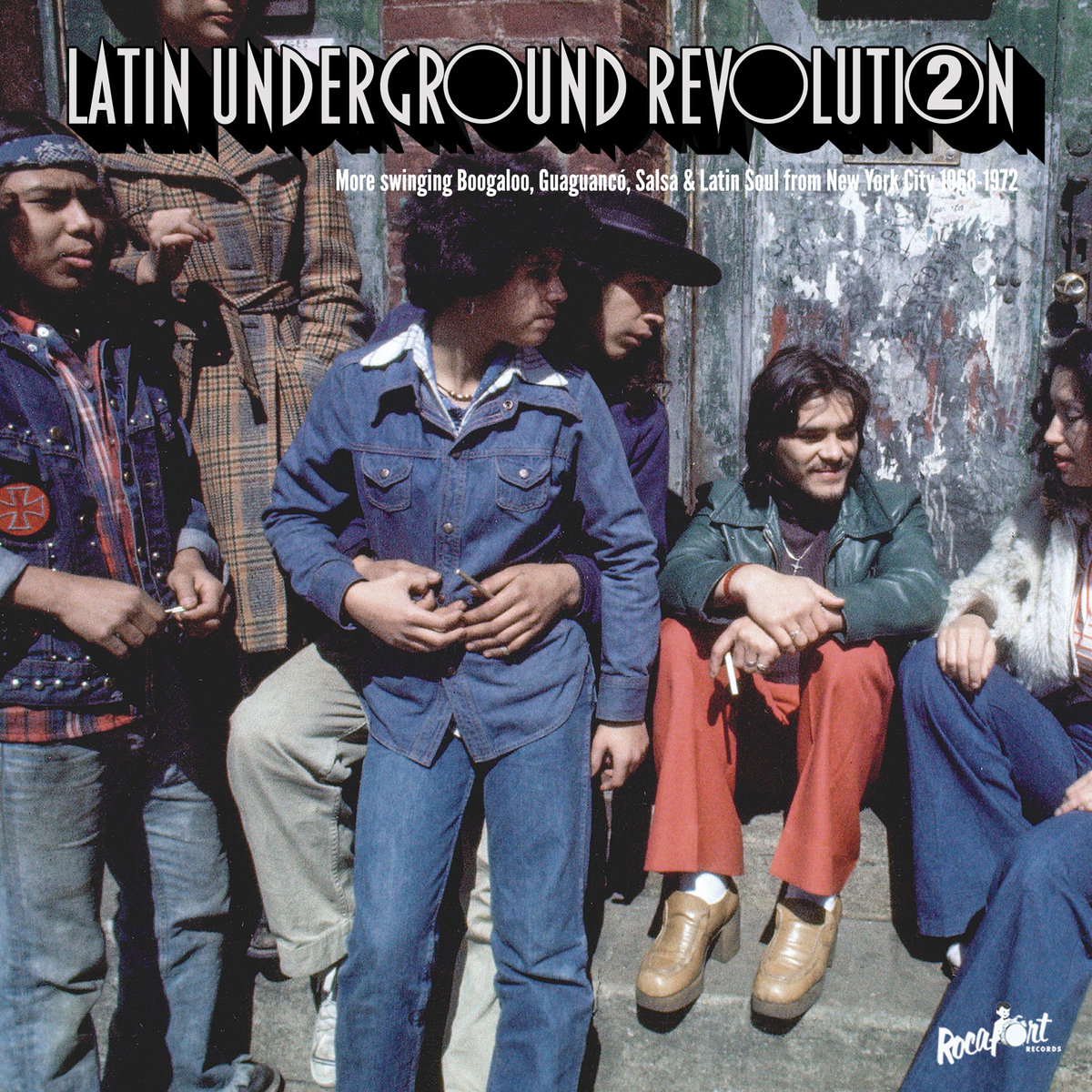 Latin Underground Revolution Vol.2